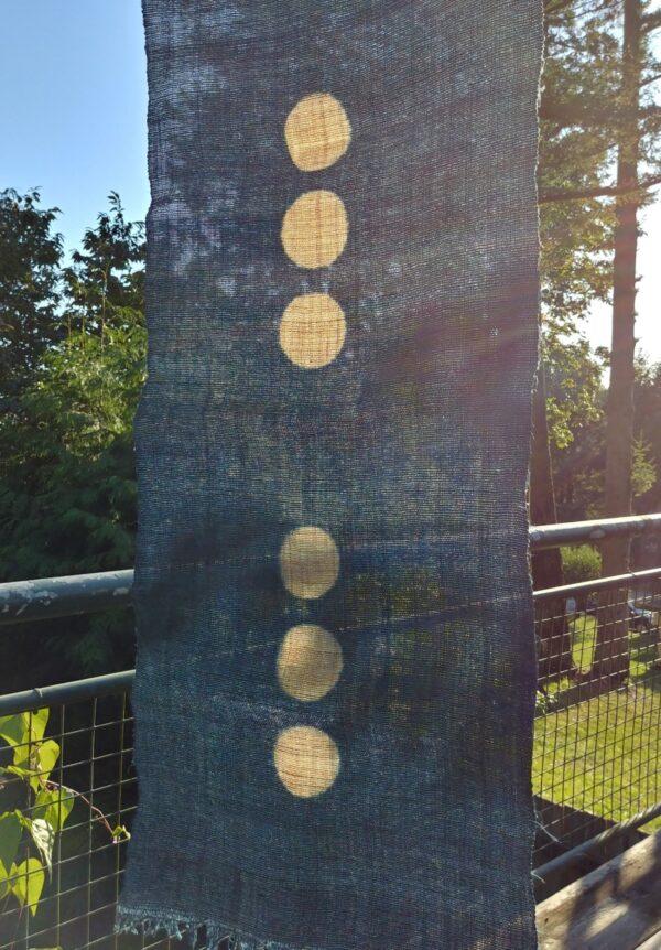 6 Moons Wall Hanging