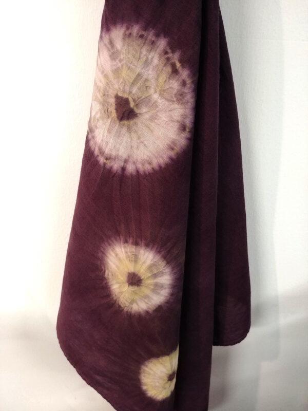 Cotton Bandana Dyed Example