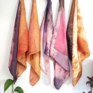 Silk Bandanas